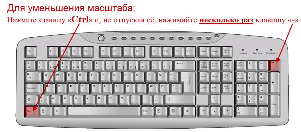 Как сделать горячей клавишей большие буквы